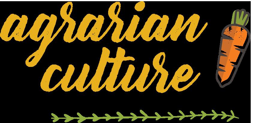agrarian culture