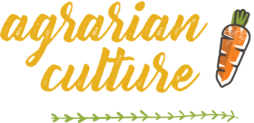 agrarian culture