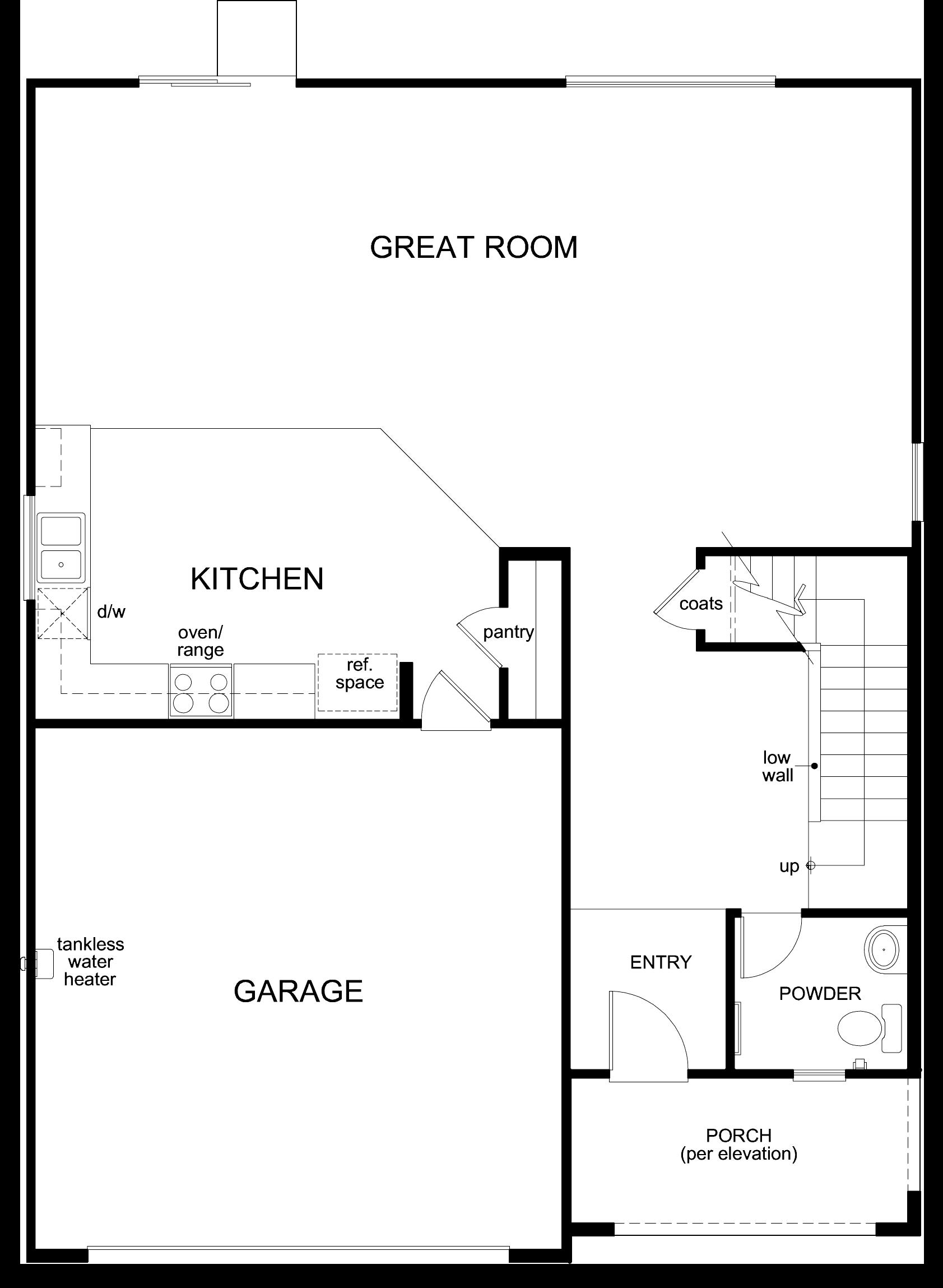 Wildflower | Residence 2226 First Floor
