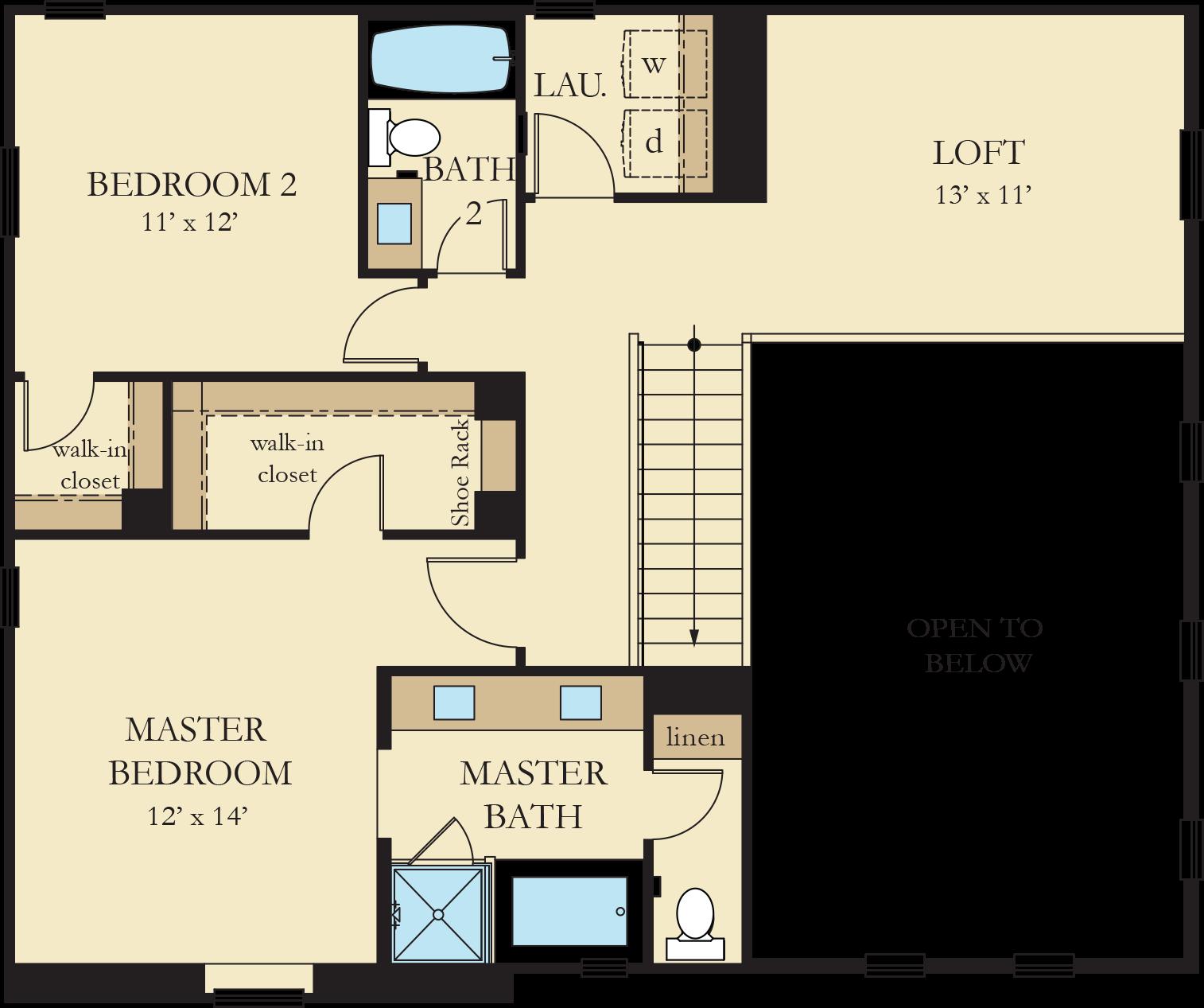 Vinelands   Residence 2 Second Floor